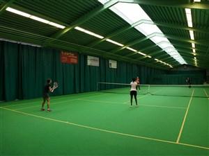 Tennisles volwassenen WINTER